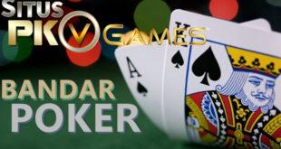 Bandar Poker Online Permainan PKV Games Win Rate Tertinggi