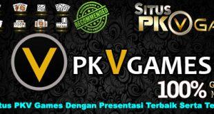 Daftar Situs PKV Games Dengan Presentasi Terbaik Serta Terpercaya